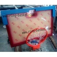 Jual Papan Pantul Basket - Papan Pantul Akrilik 15mm 2