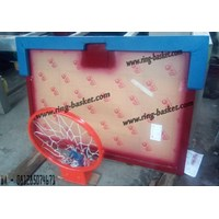 Papan Pantul Basket - Papan Pantul Akrilik 15mm
