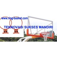 Jual Papan Basket Akrilik 15mm - Papan Pantul Basket Ring Per 2 2