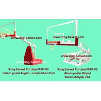 Jual Ring Basket Portabel Hidrolik - Ring Basket Portable Model BSP-03