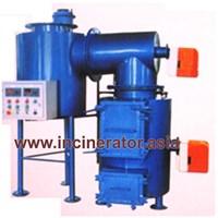 Jual Incinerator Limbah  Model  IC - 10