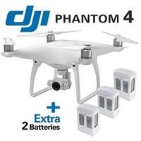Remote Control Drone Dan Quadcopter Dji Phantom 4   Extra 2 Batre