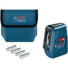 Meteran Laser Bosch Gll 3X Professional Crossline Laser