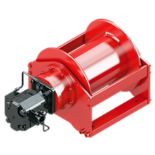 Hydraulic Hoisting winch Type A81