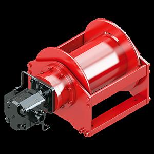 Hydraulic Hoisting Winch Type A81