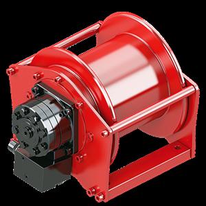 Hydraulic Hoisting Winch Type NP08