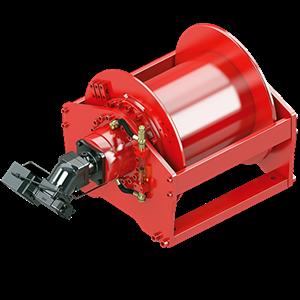 Hydraulic Hoisting Winch Type SRD A60