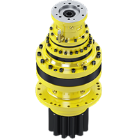 Power Transmission Slewing Drive Type RE 2523 DBS F9