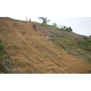 Kontraktor Hydroseeding dan Kontrol Lahan Erosi By PT  Green Planet Indonesia