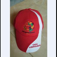 Jual Topi Bahan Rafel