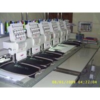 Computer Embroidery Sewing Machine 1