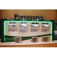 Jual AC PANASONIC LOW WATT TYPE : CS-KN 5 RKJ + CU-KN 5 RKJ Cap. 0.5 PK