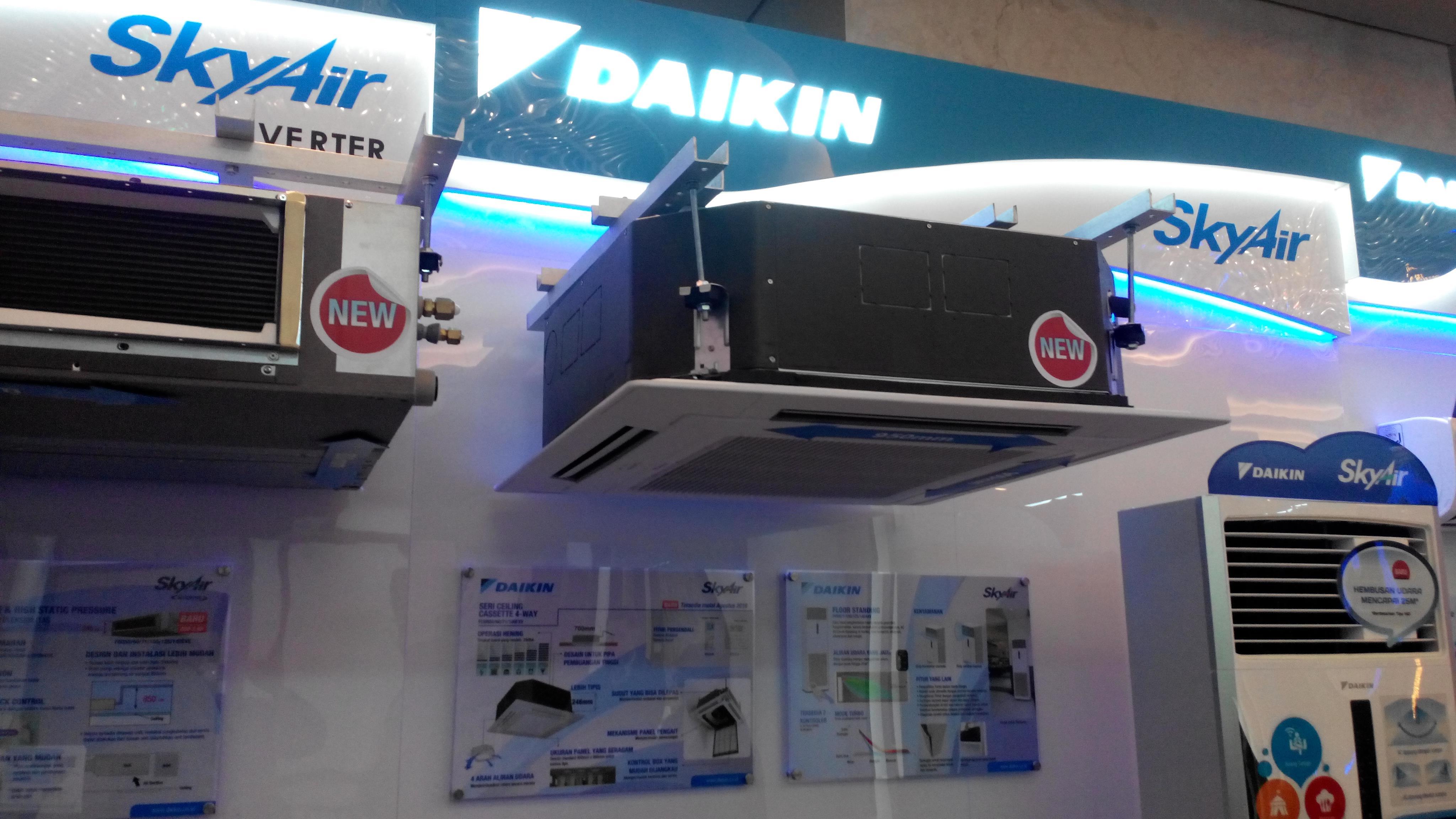 Jual Ac Split Duct Daikin Non Inverter Type Fdmnq 42 Mv