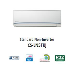 Dari AC Panasonic Split CS-LN5TKJ (Air Conditioner Murah) 0