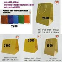 Jual Distributor Grosir Paperbag Tas Kertas Murah 2