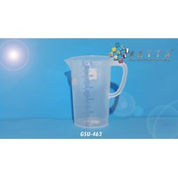 Gelas ukur plastik 500ml (GSU463)