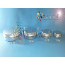 Pot cream kaleng 60 gram silver (PC598)