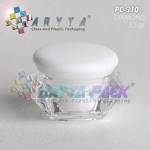 Pot cream 3.5 gram diamond (PC310)