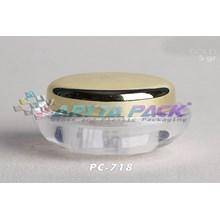 PC718. Pot cream 5 gram tutup gold