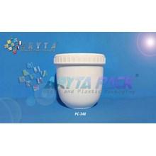 Pot cream 250 gram purbasari putih (PC348)