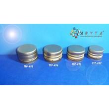 Tutup kaleng emas ukuran 28mm non ulir (TTP495)