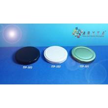 Tutup kaleng putih ukuran 63mm (TTP502)
