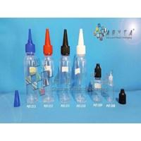 Botol plastik PET 10ml liquid tutup childproff (PET208) 1