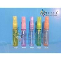 Botol plastik PET 20ml pink tutup spray (PET308)                                    1