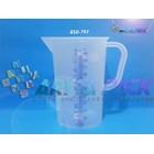 Gelas ukur plastik ukuran 1 Liter (GSU797) 1
