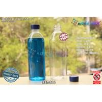 Dari Botol plastik minuman 500ml M-plus tutup biru segel (PET816) 0