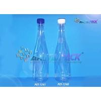 PET1240.Botol plastik minuman 630ml angsa tutup s