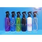 PET plastic bottle 250 ml spray gun Cap yellow Joni black (PET1339) 1