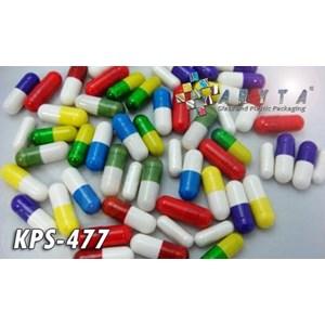 CangkangKapsul Kosong Uk. 0 (isi 1.000 kapsul) (KPS477)