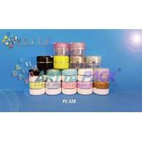 Pot cream 12.5 gram all color bawah bening (PC328A)