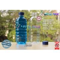 Dari Botol plastik pet 500ml aqua tutup segel biru (PET893) 0