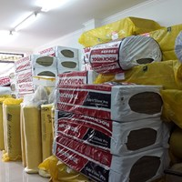 Rockwool safe n silent pro density 40kg 50mm