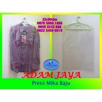 Jual Mika Cover Baju Uk.55X68