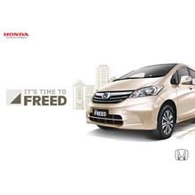 Mobil Honda Freed