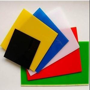 Acrylic Sheet Potongan