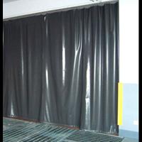 PVC Curtain Blue PVCCBk22050