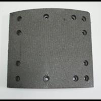 Brake Lining Black BLB1/4
