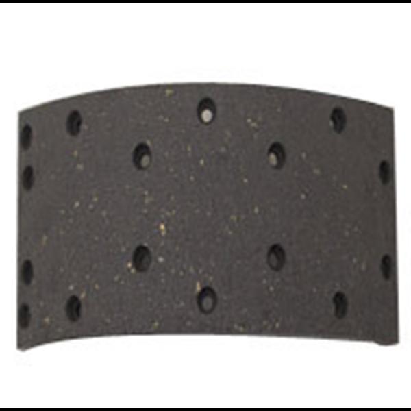 """Brake Lining Black BLBr5/8""""4""""Pot"""