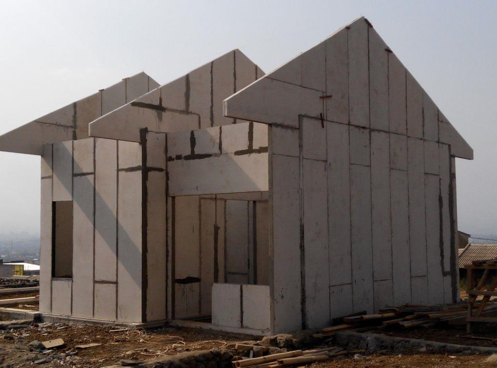 Sell Panel Walls Precast Concrete Masonry From Indonesia