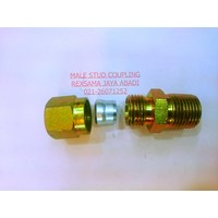 MALE CONNECTOR FITTING PIPA GE