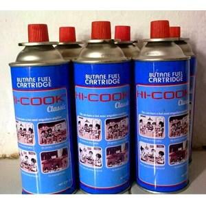 Gas Lpg Catridge Hi-Cook