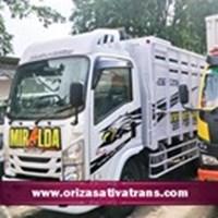 Jasa Ekspedisi Darat dengan Truck