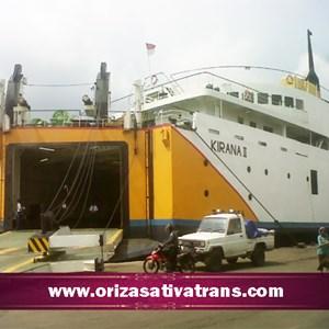 Ekspedisi Laut dengan Kapal RORO Ferry  By Jasa Pengiriman Barang
