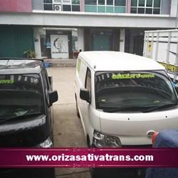 Ekspedisi Darat dengan Mobil Blind Van dan Pick Up