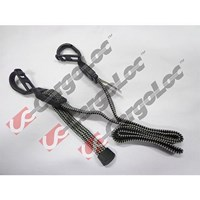 Sell Adjustable Flat Bungee Cord With Latches