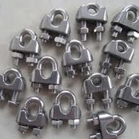 DOUBLE BOLT CLAMP BULDOG